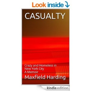 Casualty, by Maxfield Harding, on Amazon.com