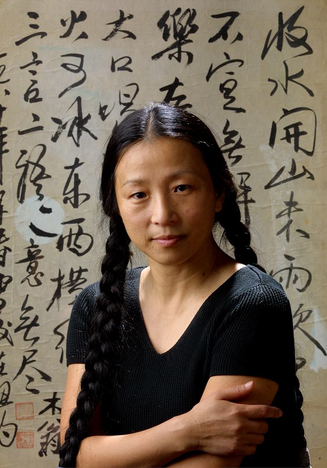 Writing for Peace Adviser Wang Ping